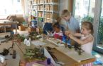 Feenschloss und Koboldhütte